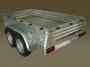 Luggage trailer M-250 II